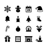 Christmas Icon Royalty Free Stock Photo