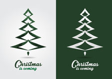 Christmas icon symbol signage. Creative style event icon. Royalty Free Stock Photo