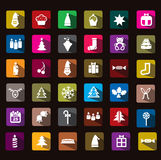 Christmas icon. This icon is very cool, pls download guys,,have pity on the artist :D lol Stock Photos