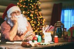 Christmas ideas Stock Image