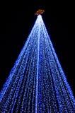 Christmas illumination Royalty Free Stock Images