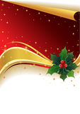 Christmas Illustration Royalty Free Stock Photos