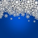 Christmas illustration, Royalty Free Stock Photography