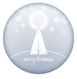 Christmas  illustration. Stock Photos
