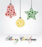 Christmas  illustration Royalty Free Stock Image