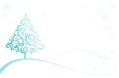 Christmas illusttation Stock Photos