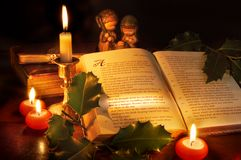 Free Christmas In The Bible Royalty Free Stock Photography - 6607257