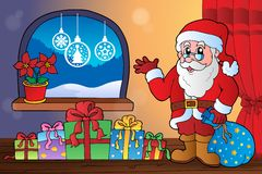 Christmas indoor theme 8 Stock Photo