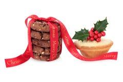 Christmas Indulgence Royalty Free Stock Photos