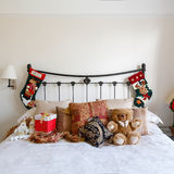 Christmas interior Royalty Free Stock Photos