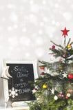 Christmas Interior Decoration Royalty Free Stock Photo