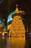 Christmas at ION Orchard Royalty Free Stock Photo