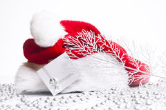 Christmas items Stock Photography