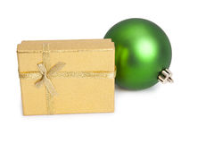 Christmas items and gifts Stock Image
