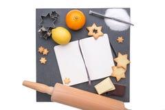 Christmas items Stock Image