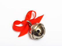 Christmas jingle bell. Stock Image