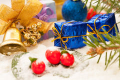 Christmas jingle bell Royalty Free Stock Photo