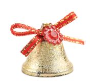 Christmas jingle bell for tree. Stock Images