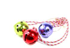 Christmas jingle bells Stock Photography