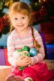 Christmas joy Stock Image