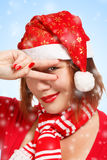 Christmas joy Royalty Free Stock Photos