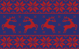 Christmas jumper pattern design Stock Photo