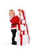 Christmas Kid Stock Images