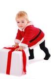 Christmas kid Royalty Free Stock Photo
