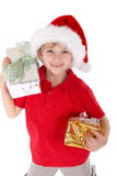 Christmas Kid Royalty Free Stock Photography