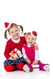 Christmas kids Royalty Free Stock Photography