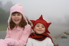 Christmas kids Stock Photography