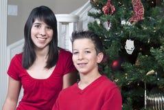 Christmas Kids Royalty Free Stock Photo