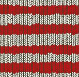 Christmas knitted background. Royalty Free Stock Photos