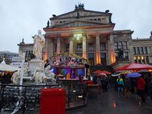 Christmas Konzerthaus Stock Photography