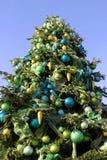 Christmas -Kwanza decorations royalty free stock photos