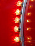 Christmas lamp Royalty Free Stock Photography