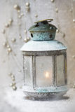 Christmas lantern. Royalty Free Stock Photography