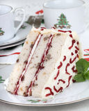 Christmas Layer Cake Stock Photos
