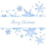 Christmas letter to Santa Claus Stock Images