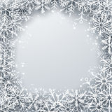Christmas light abstract background. Stock Photography