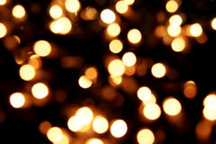 Christmas light background stock illustration
