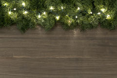 Christmas Light Background Royalty Free Stock Image
