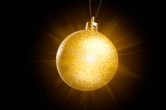 Christmas light decoration Royalty Free Stock Image