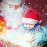 Christmas light and inspiration! Royalty Free Stock Photography