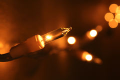 Christmas Light Royalty Free Stock Photos