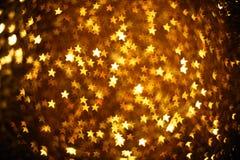 Christmas lighting background Royalty Free Stock Image