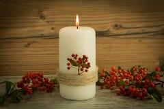 Christmas lighting Royalty Free Stock Photos