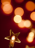 Christmas lights Royalty Free Stock Image