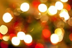 Christmas lights. Abstract background of christmas lights stock photos