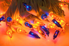 Free Christmas Lights Stock Photography - 1631162